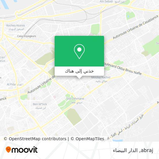 خريطة abraj