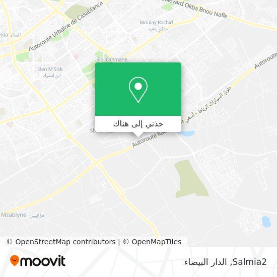 خريطة Salmia2