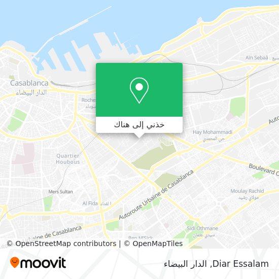 خريطة Diar Essalam