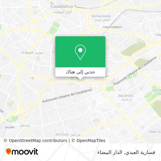 خريطة قسارية العبدي