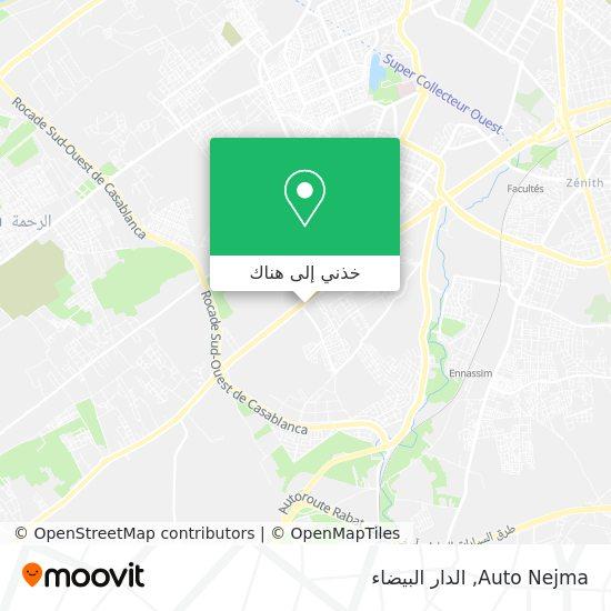 خريطة Auto Nejma