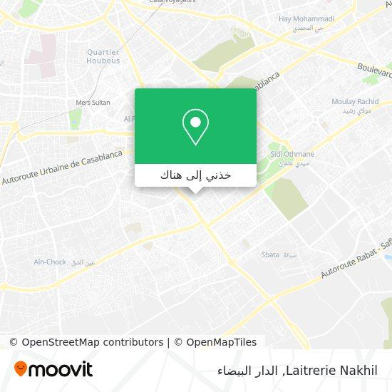 خريطة Laitrerie Nakhil