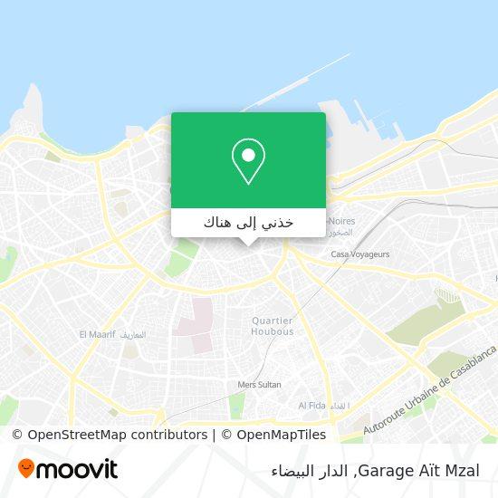 خريطة Garage Aït Mzal