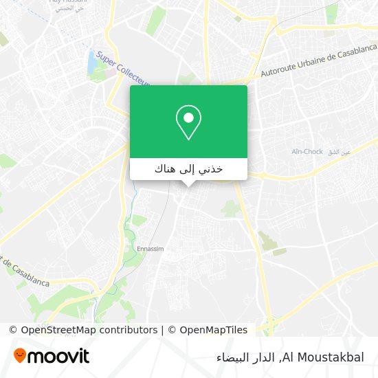 خريطة Al Moustakbal