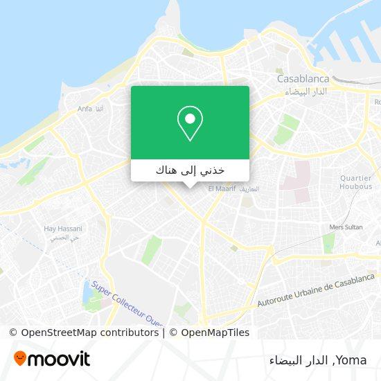 خريطة Yoma