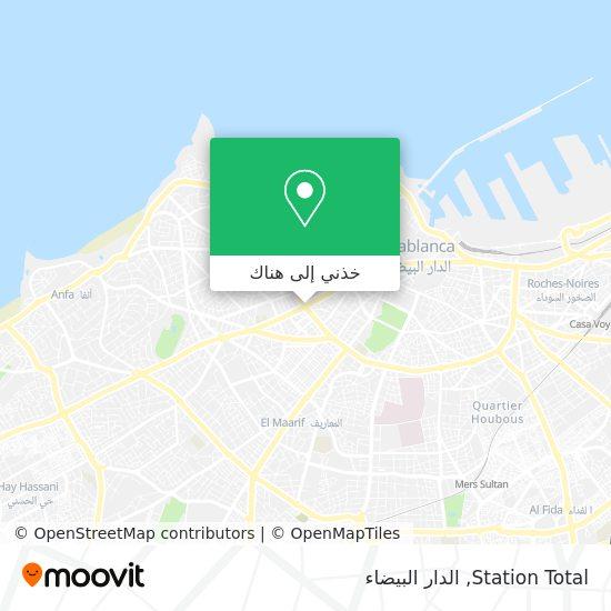 خريطة Station Total