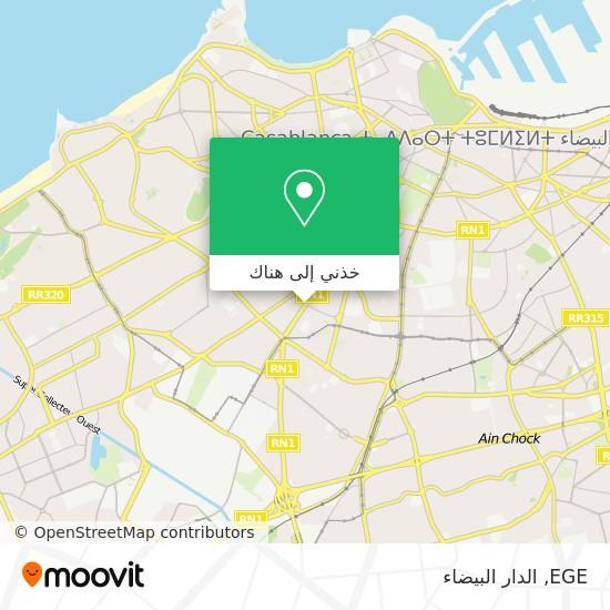 خريطة EGE