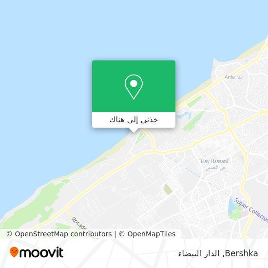 خريطة Bershka