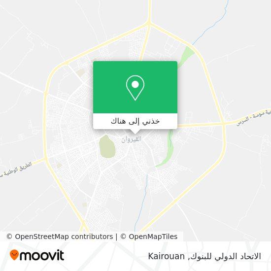 خريطة Uib