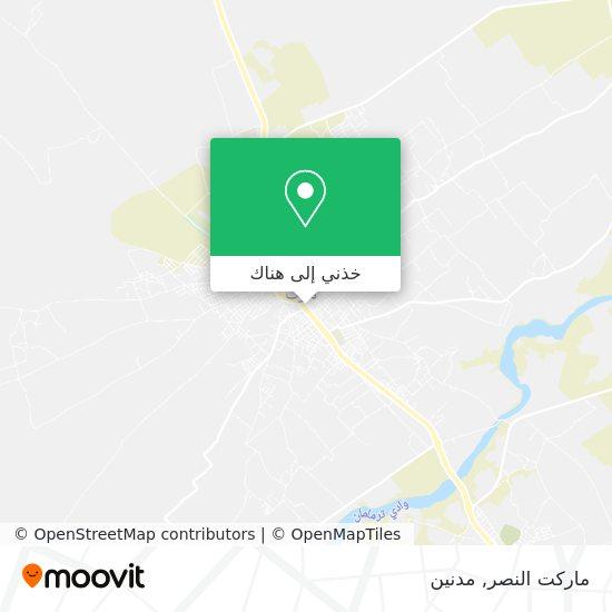خريطة Ennasr Market