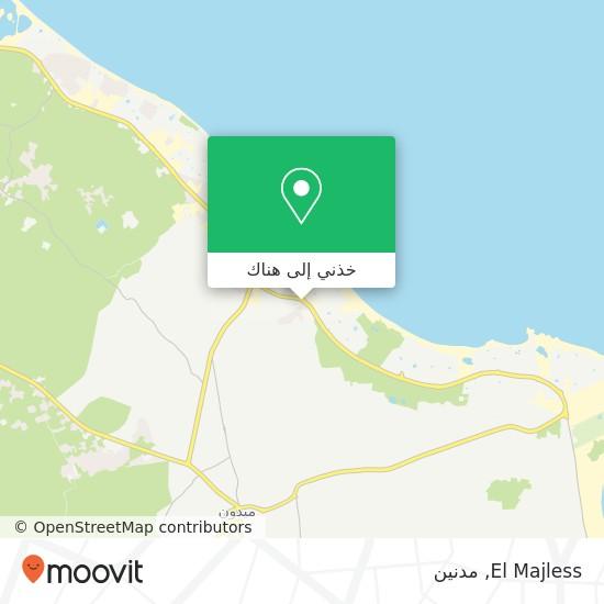 خريطة El Majless