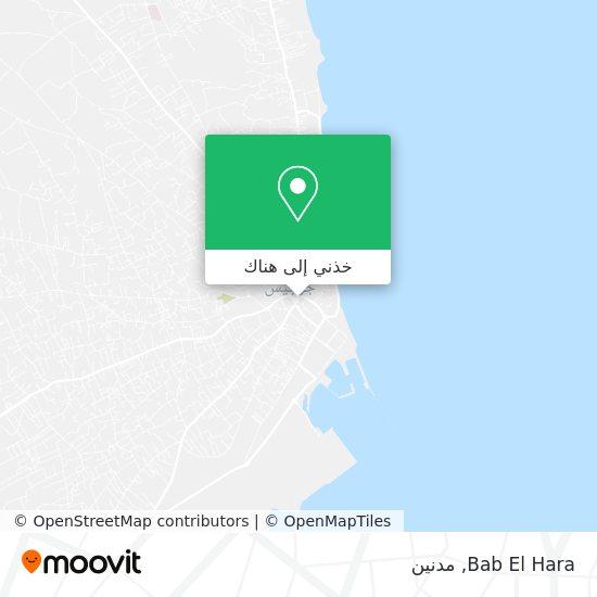 خريطة Bab El Hara