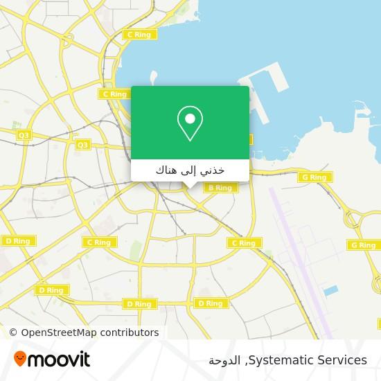 خريطة Systematic Services