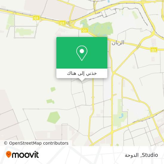 خريطة Studio