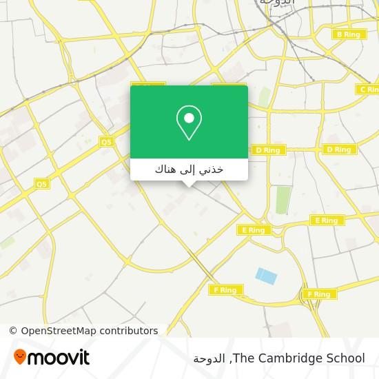 خريطة The Cambridge School
