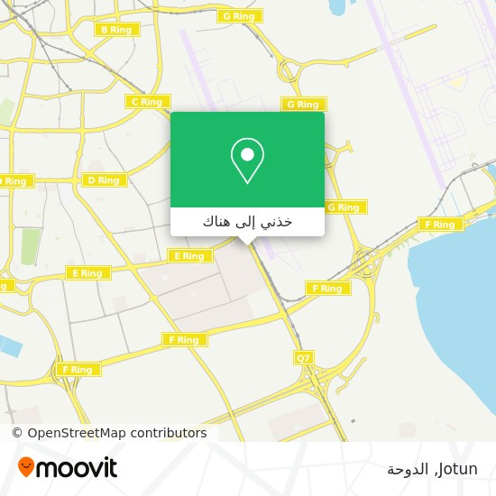 خريطة Jotun