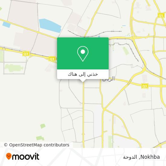 خريطة Nokhba