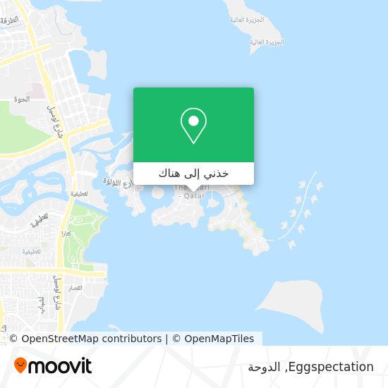 خريطة Eggspectation