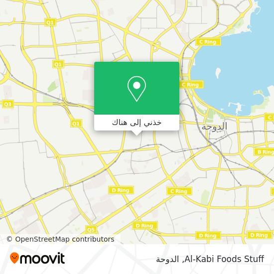 خريطة Al-Kabi Foods Stuff