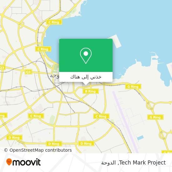 خريطة Tech Mark Project