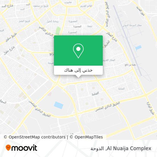 خريطة Al Nuaija Complex