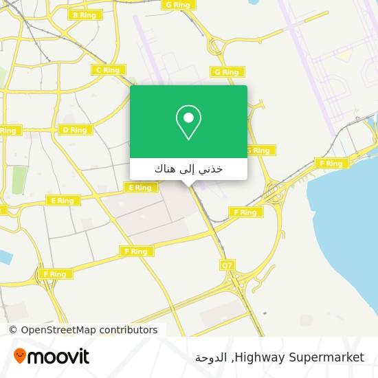 خريطة Highway Supermarket