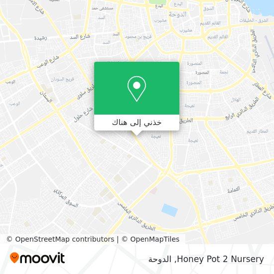 خريطة Honey Pot 2 Nursery