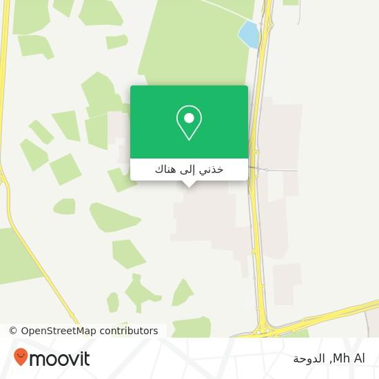 خريطة Mh Al