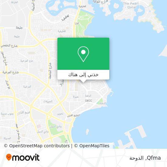 خريطة Qfma