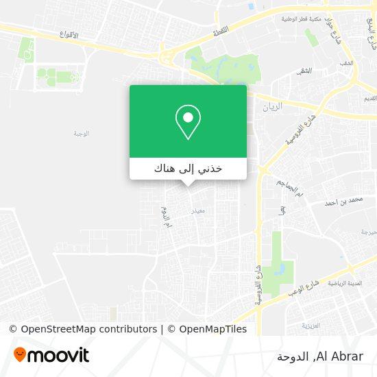 خريطة Al Abrar