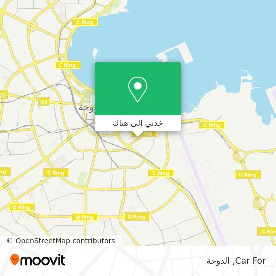 خريطة Car For