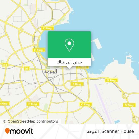 خريطة Scanner House