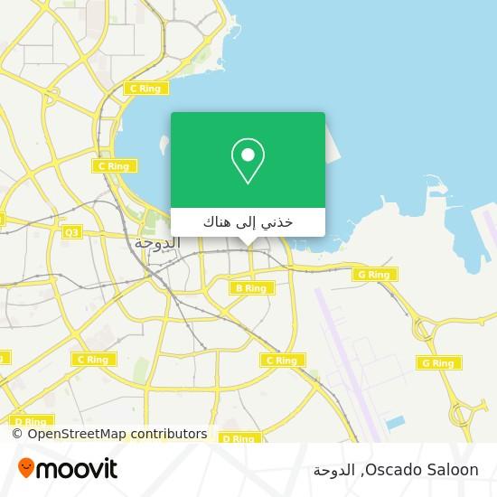 خريطة Oscado Saloon