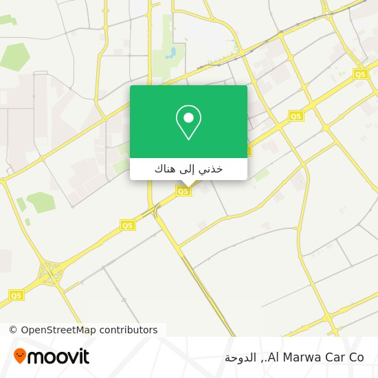 خريطة Al Marwa Car Co.