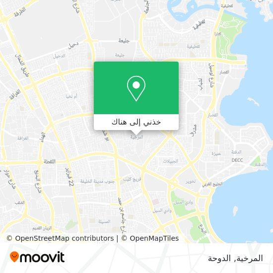 خريطة Al Markhiya (33)