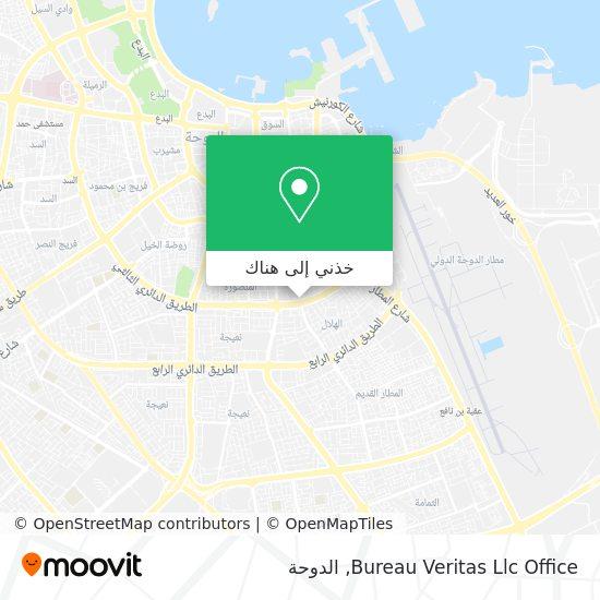 خريطة Bureau Veritas Llc Office