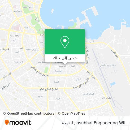 خريطة Jasubhai Engineering Wll
