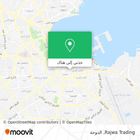 خريطة Rajwa Trading