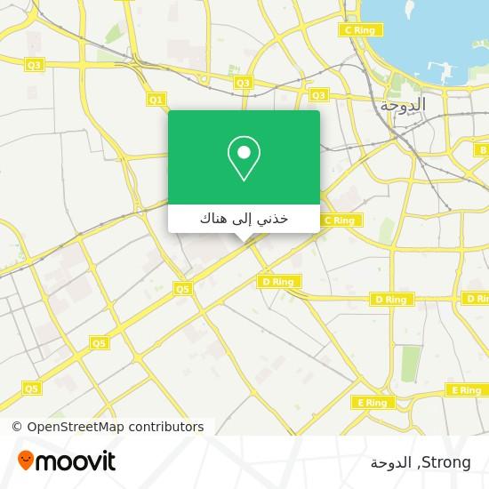 خريطة Strong