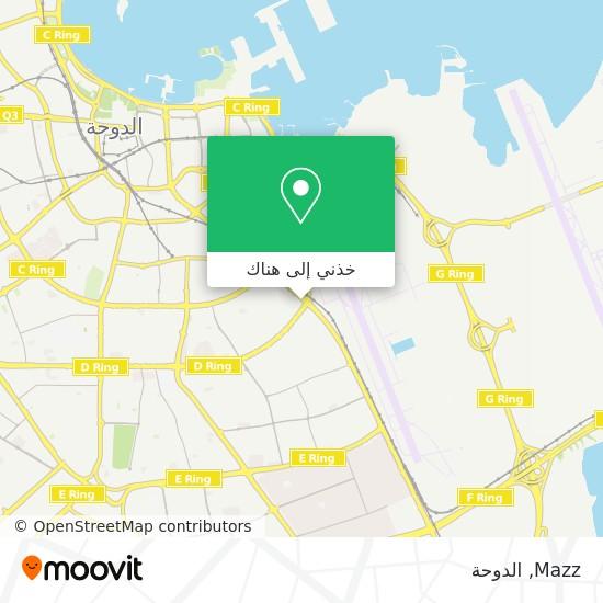 خريطة Mazz