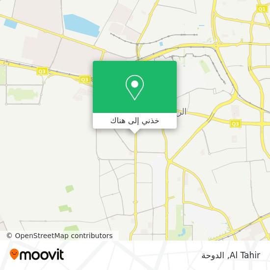 خريطة Al Tahir