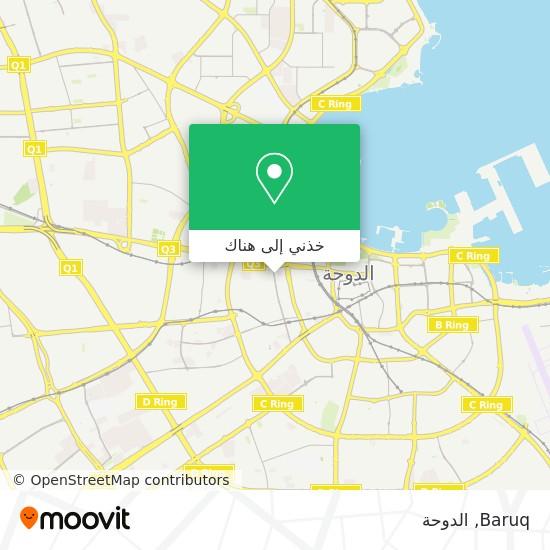 خريطة Baruq