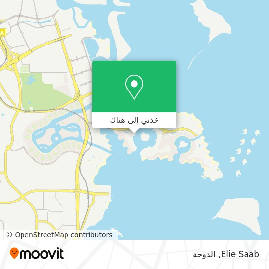 خريطة Elie Saab