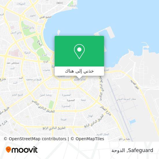 خريطة Safeguard