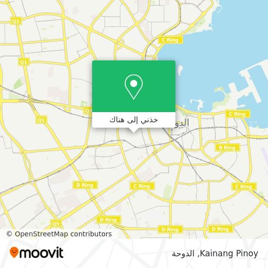 خريطة Kainang Pinoy