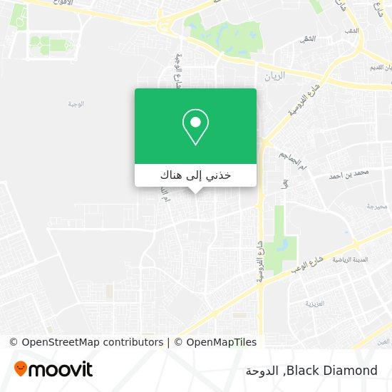 خريطة Black Diamond