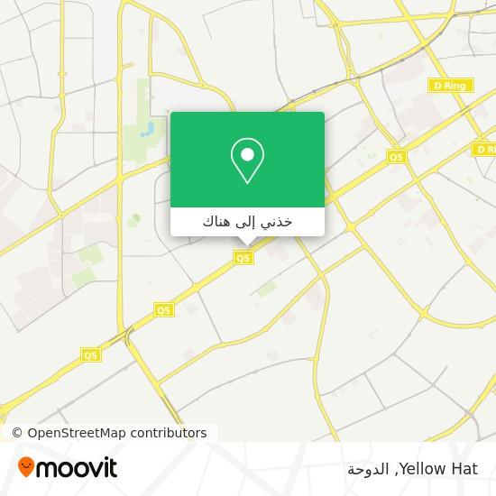خريطة Yellow Hat