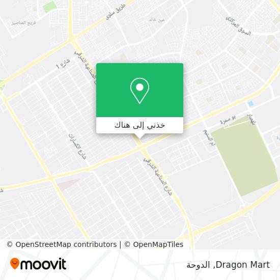 خريطة Dragon Mart