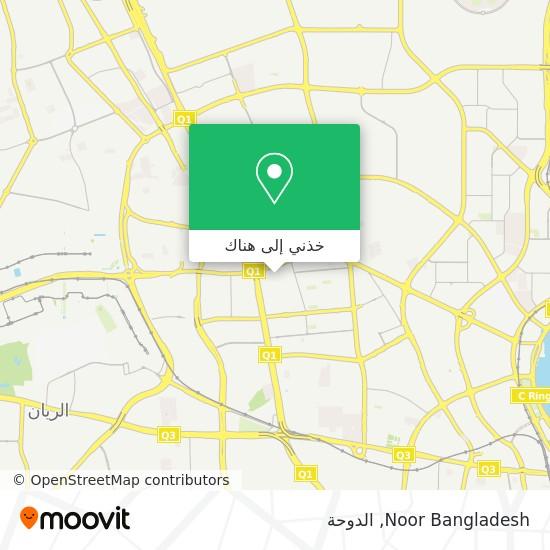 خريطة Noor Bangladesh