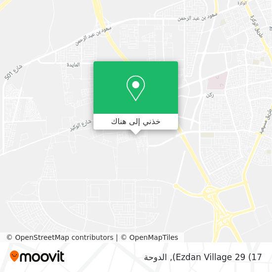 خريطة Ezdan Village 29 (17)
